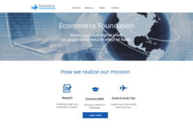 ecommercefoundation.org