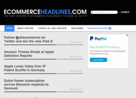 ecommerceheadlines.com