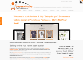 ecommerceshoppingcartsolutions.com