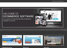 ecommercesoftware.co.uk