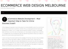ecommercewebdesignmelbourne.wordpress.com