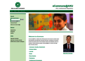 ecommons.aku.edu