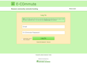 ecommute.dmns.org