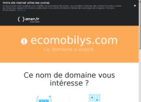 ecomobilys.com