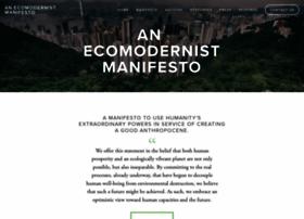 ecomodernism.org