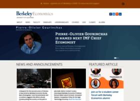 econ.berkeley.edu