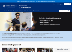 econ.jhu.edu
