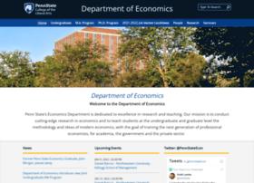 econ.psu.edu