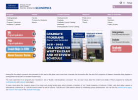 econ.sabanciuniv.edu