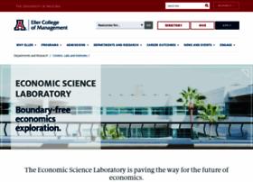 econlab.arizona.edu