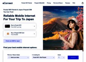 econnectjapan.com