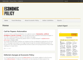 economic-policy.org