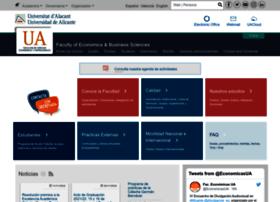 economicas.ua.es