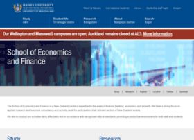 economics-finance.massey.ac.nz