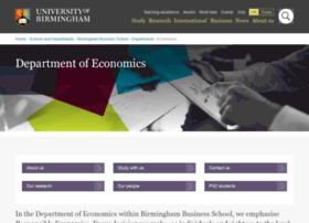 economics.bham.ac.uk