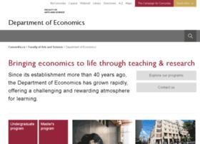economics.concordia.ca