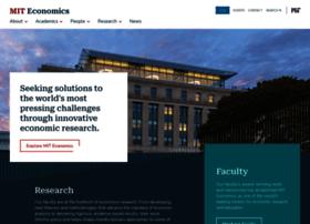 economics.mit.edu