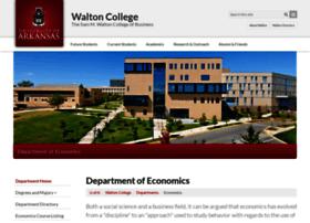economics.uark.edu