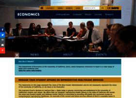 economics.ucdavis.edu