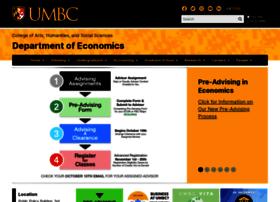 economics.umbc.edu