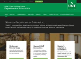 economics.unt.edu