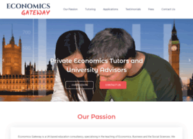 economicsgateway.co.uk