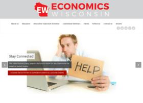 economicswisconsin.org