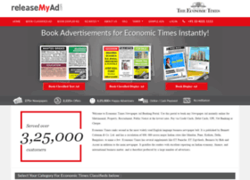 economictimes.releasemyad.com