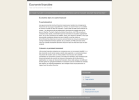 economie-financiere.com