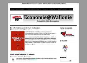economie.wallonie.be