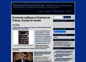 economiepolitique.org