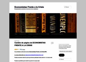 economistasfrentealacrisis.wordpress.com