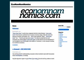economnomnomics.com