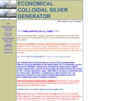 economysilvergenerator.com