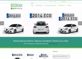 ecoplaca.com