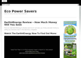 ecopowersavers.com