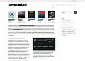 ecoresearch.net