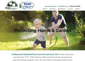 ecorpestcontrol.com