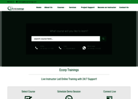 ecorptrainings.com