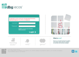 ecos.dbg.co.uk