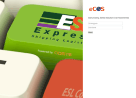 ecos.esl-express.com