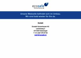 ecosafe.ch