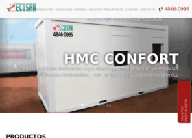 ecosan.com.ar