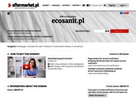 ecosanit.pl