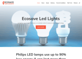 ecosaveledlights.co.uk