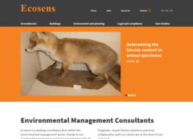 ecosens.ch