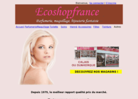 ecoshopfrance.com