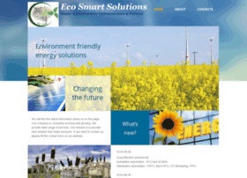 ecosmartsolutions.in