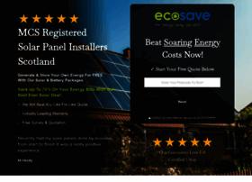 ecosolartech.co.uk