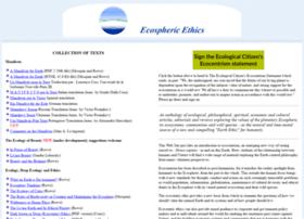 ecospherics.net